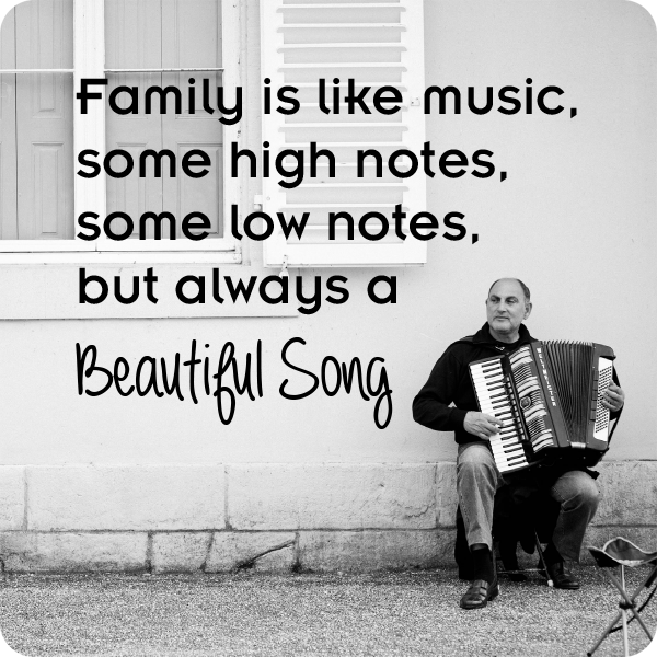Family - Beautiful Song