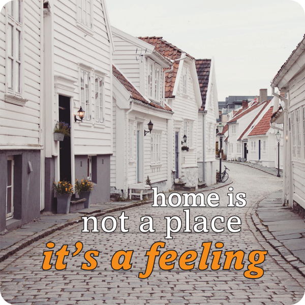 Family - Home Is A Feeling
