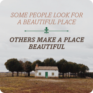 Family - Make A Place Beautiful