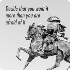 Motivation - More Than You Are Afraid